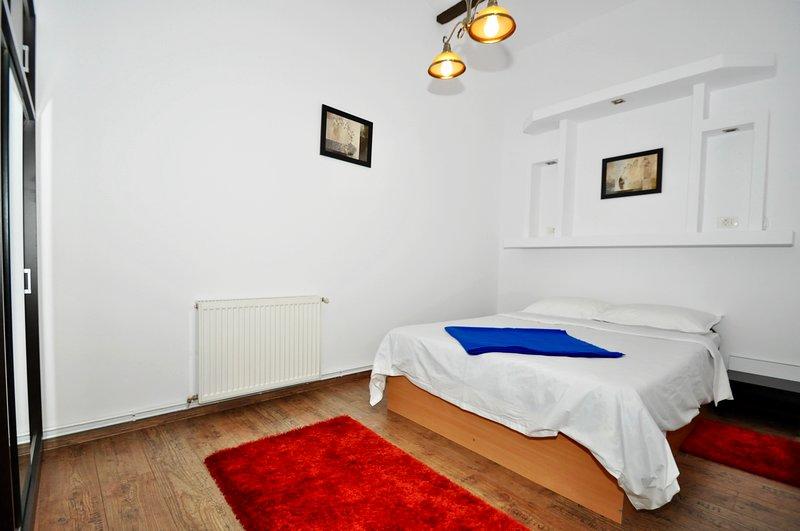 Cosy apartment in the heart of the old city  center, casa vacanza a Timisul de Jos