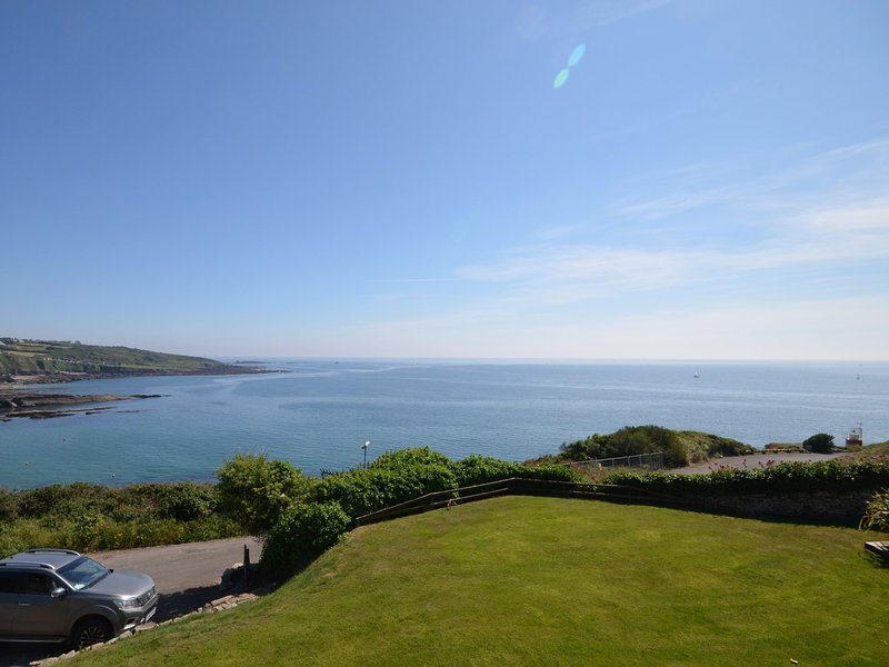 Specular views from the property
