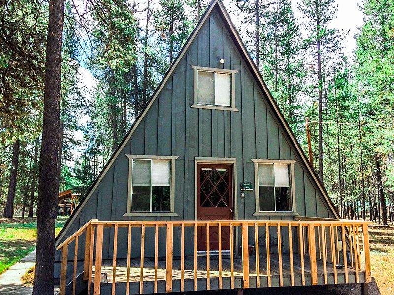 Tall Pines Guest House, alquiler de vacaciones en La Pine