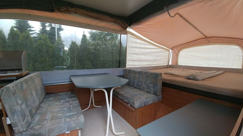 Rent The Tent, holiday rental in Lake Errock