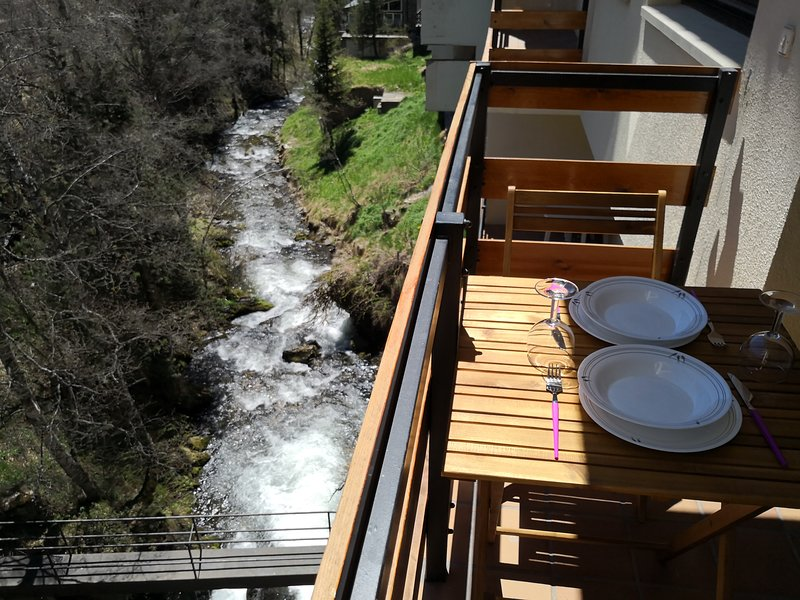 Tarter Incles view, holiday rental in Ransol