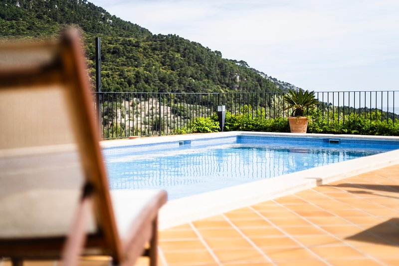 Chalet con estupendas vistas en Valldemossa, vacation rental in Bunyola