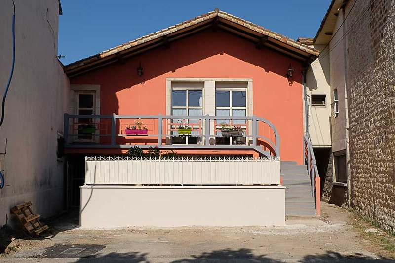 Escale à Bonneuil-Matours, holiday rental in Cenon-sur-Vienne
