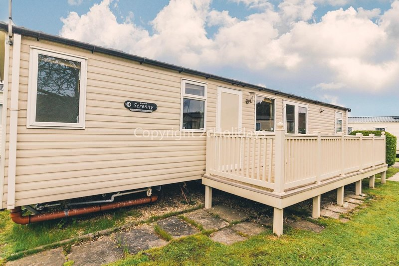 Luxury 8 berth caravan to hire at Sunnydale holiday park in Lincs  ref 35211KD, Ferienwohnung in Saltfleet