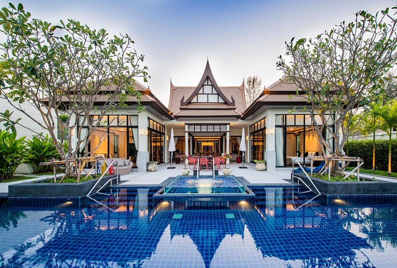 4 BDR Banyan Tree Grand Residence, Nr. 1, holiday rental in Cherngtalay