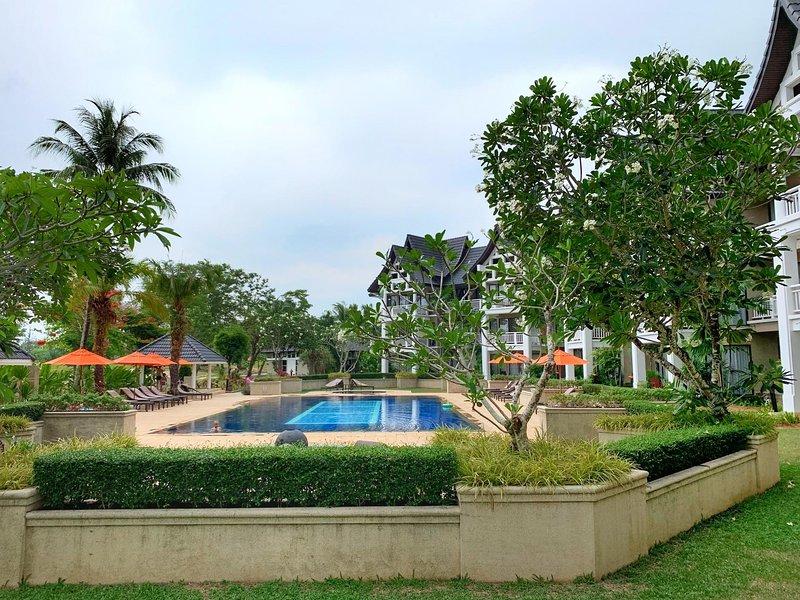 Studio Apartment Allamanda Phuket, Nr. 2, holiday rental in Cherngtalay