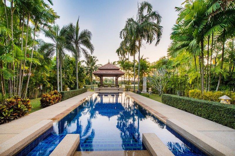 3 BDR Laguna Phuket Pool Villa, Nr. 8, casa vacanza a Si Sunthon