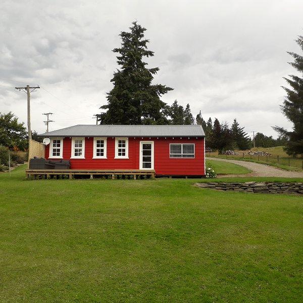 The Little Red School House, location de vacances à Moeraki