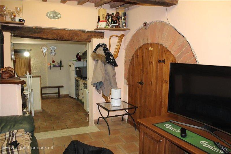 Beautiful house in Chiusi, holiday rental in Chiusi