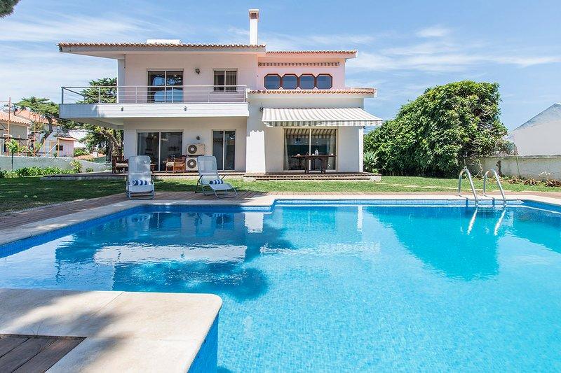 Villa Marina - New!, aluguéis de temporada em Estoril