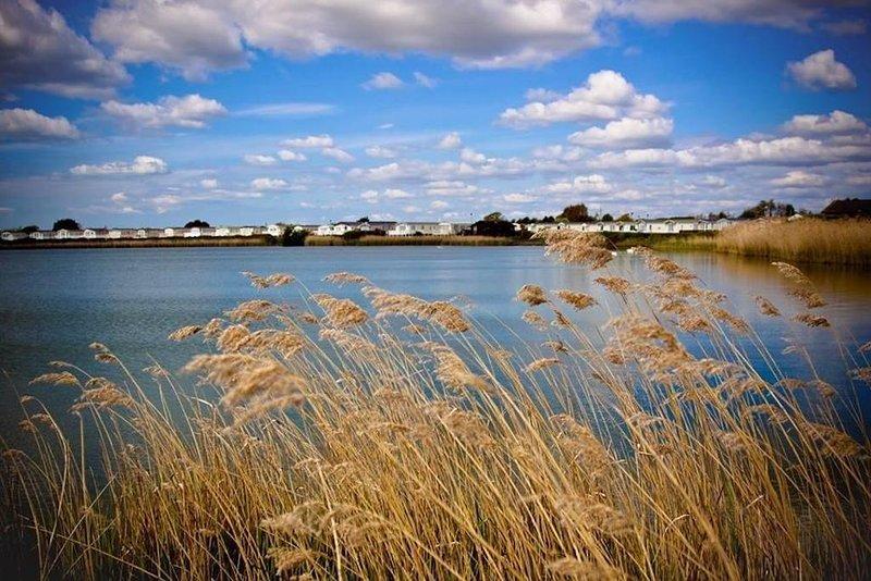 Pagham lagunen