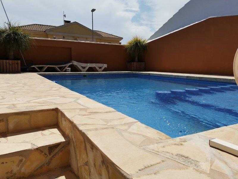 ELPA10 4 bedroom Townhouse in El Pareton with private pool, holiday rental in Aledo
