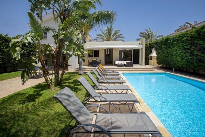 5 Star Private Villa, Perivolia, Larnaca Villa 0, holiday rental in Pervolia