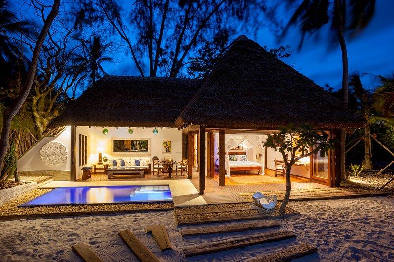 Azhari Beach Suite - Inshallah Kenya, location de vacances à Diani Beach