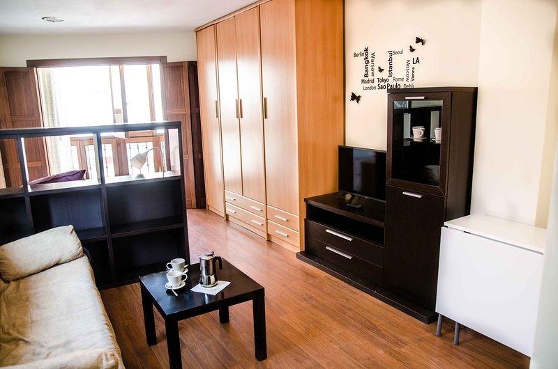 Loft 2 personas Centro Ciudad, holiday rental in Cartagena