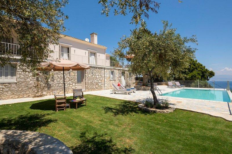 Villa Leandra - Corfù, Grecia