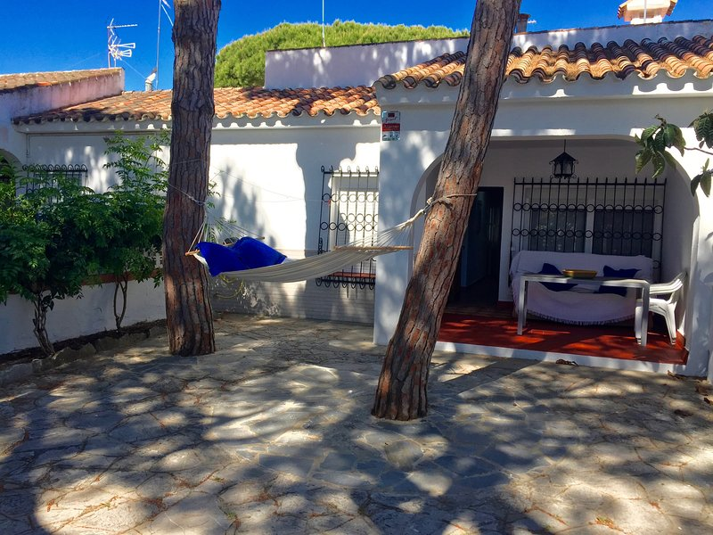 Nice house near the beach & terrace, holiday rental in Pago del Humo