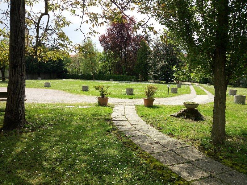 park - garden