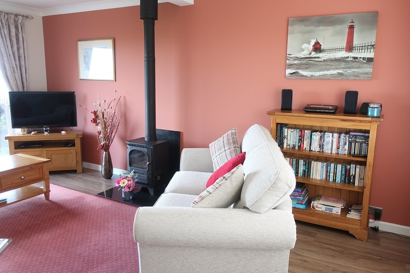Applecroft, Llanmadoc, Gower, holiday rental in Swansea County