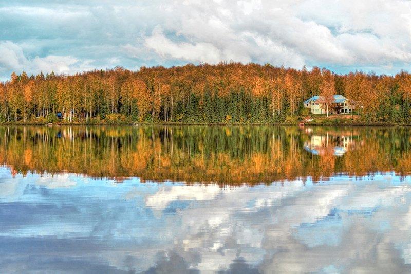 *Alaska's Heritage Lodge! * Amazing Alaska Family Vacations! * Activities! *, holiday rental in Willow