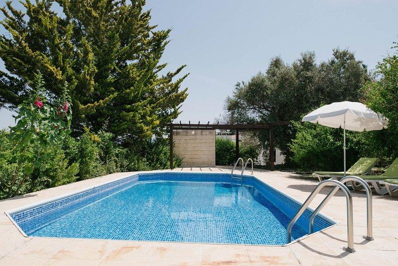 Pano Akourdalia Five Greeks, holiday rental in Steni