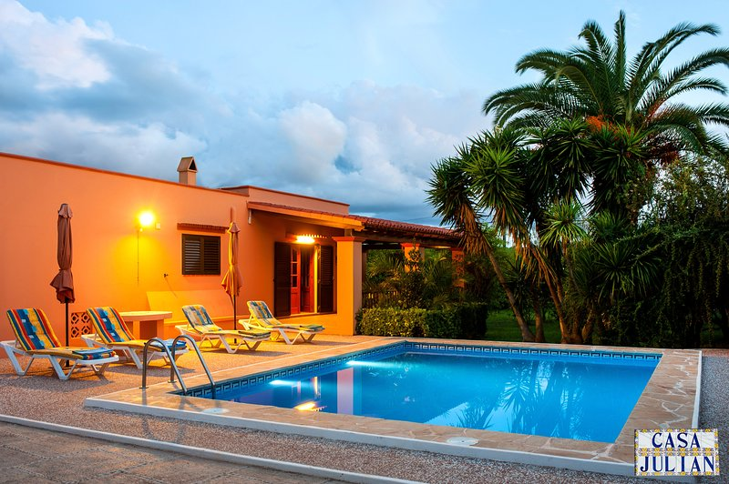 Villa Julian, alquiler vacacional en Santa Gertrudis