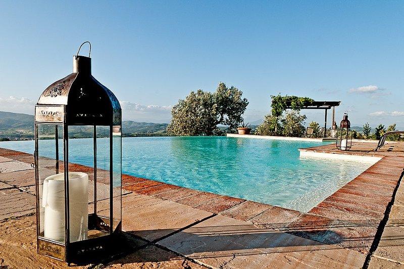 Ambrogiana Villa Sleeps 6 with Pool and WiFi - 5229418, holiday rental in Sammontana