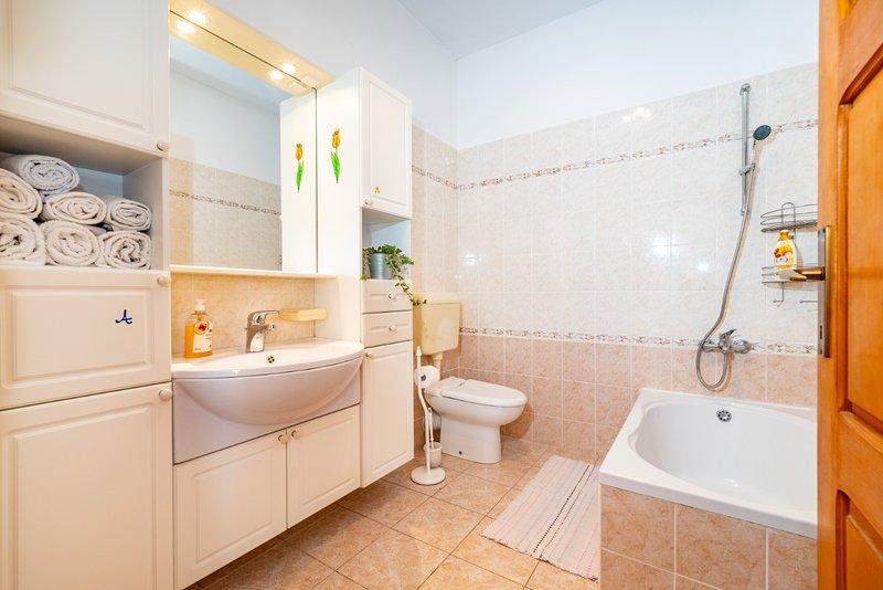 A3 (2 + 2): bagno con wc