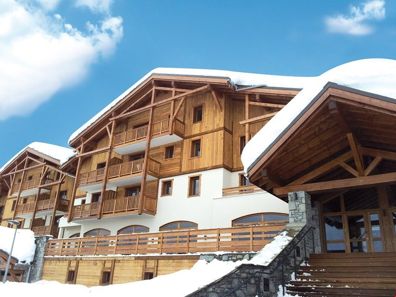 Stay in this lovely residence in Les Saisies.