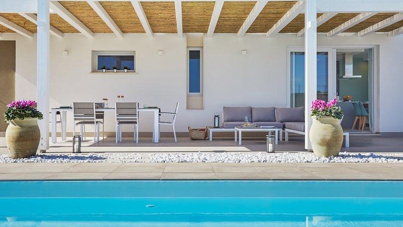 Luxury villa Marina, location de vacances à Ispica