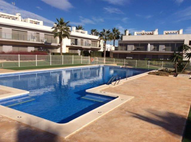 Amazing apartment with shared pool, holiday rental in Algorfa