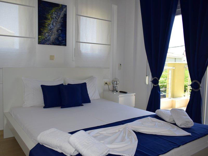 Quintessence Villa Elia Neakitos, alquiler de vacaciones en Nikiti