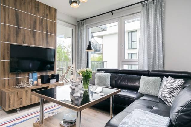 Elite Apartments Tre Mare Grande  | 100 metrów od morza & balkon | PRZY PLAŻY, holiday rental in Sopot