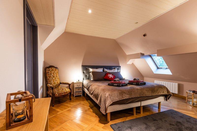 Les chambres de Clem' le grenier, location de vacances à Bernardswiller