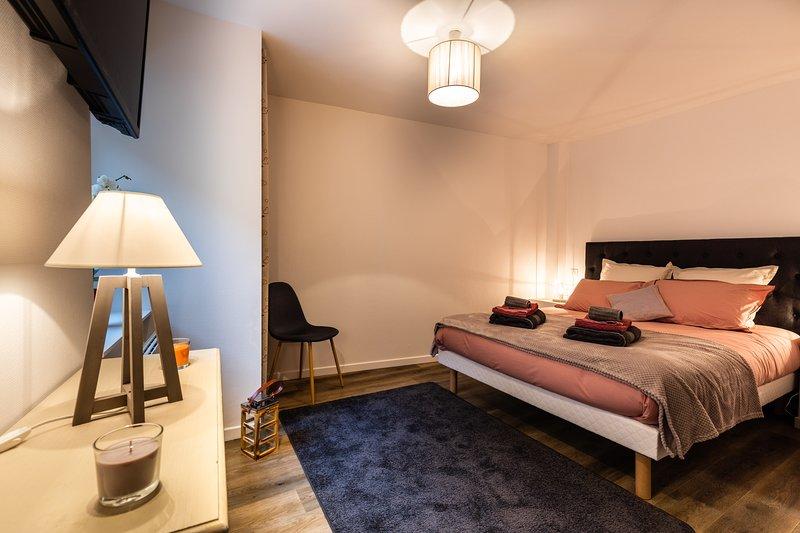 Les chambres de Clem' perce-neige, location de vacances à Bernardswiller