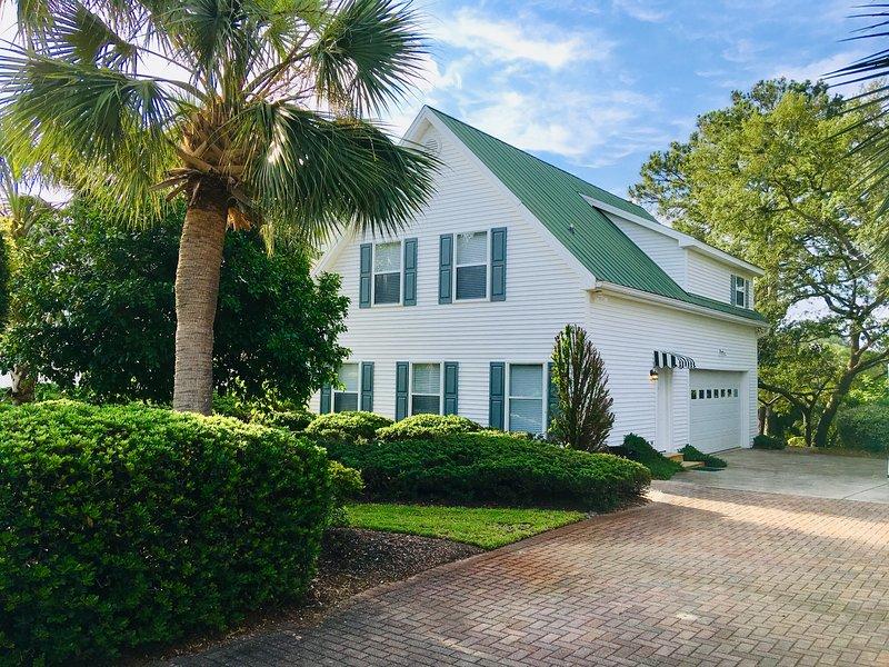 Benvenuto in Twelve Palms Cottage, dove inizia la tua avventura con Destin.