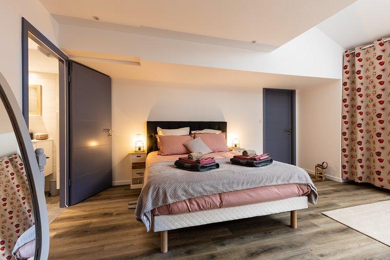 Les chambres de Clem' Cigogne, location de vacances à Bernardswiller