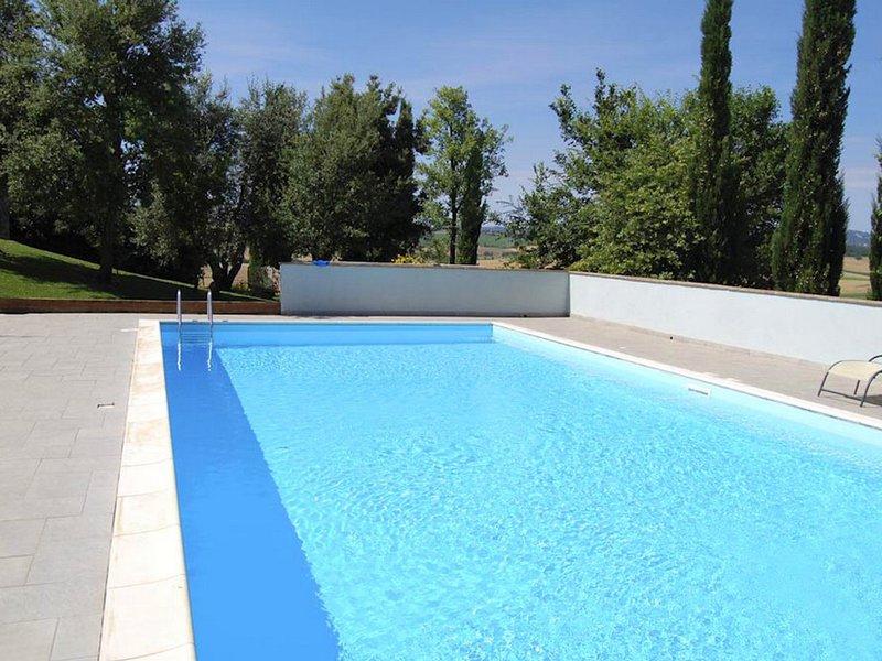 Borgo Santa Rita Villa Sleeps 20 with Pool Air Con and WiFi - 5247644, aluguéis de temporada em Poggi del Sasso