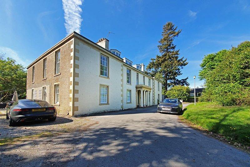 Aultnaskiach House, holiday rental in Farr