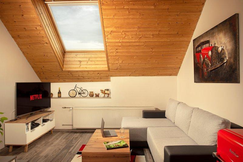 Gatoloft, vacation rental in Kosice Region