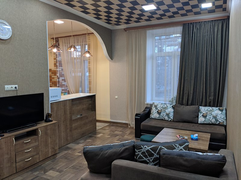 Comfortable apartment in city center, holiday rental in Shirak Province