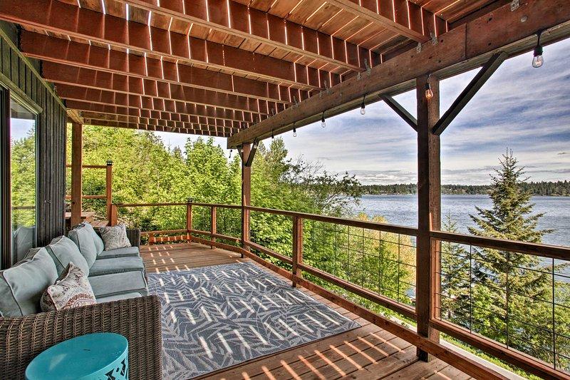 Experimente o melhor de Idaho a partir deste aluguer de férias Hayden Lake!