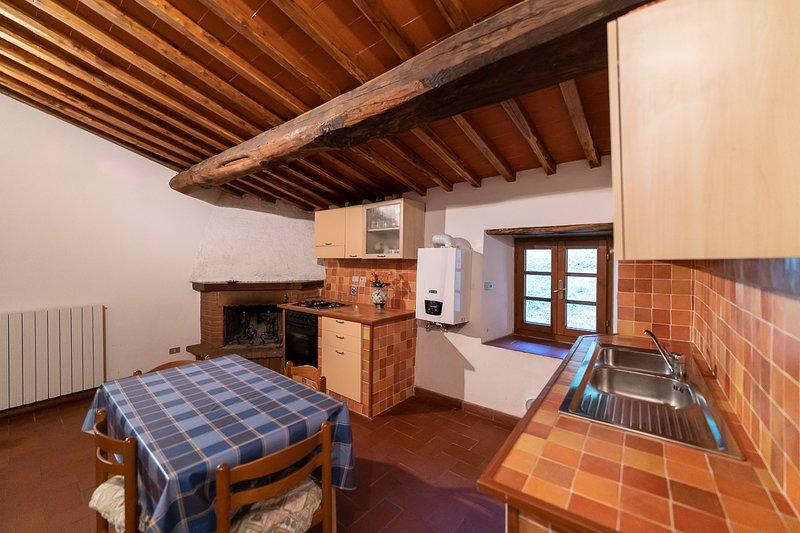 Appartamento Nocciolo, holiday rental in Rufina