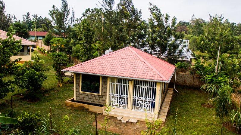 Kisumu Guest House (1), casa vacanza a Kisumu