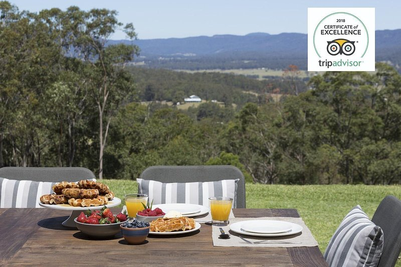 Alphawood - Mount View Hunter Valley, holiday rental in Cessnock