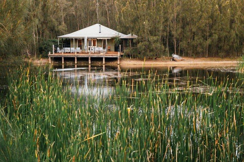 Billabong Moon - Billabong Cottage, alquiler de vacaciones en Singleton