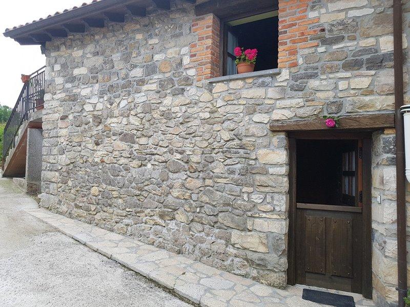 Casa el Collau, location de vacances à Sobrefoz