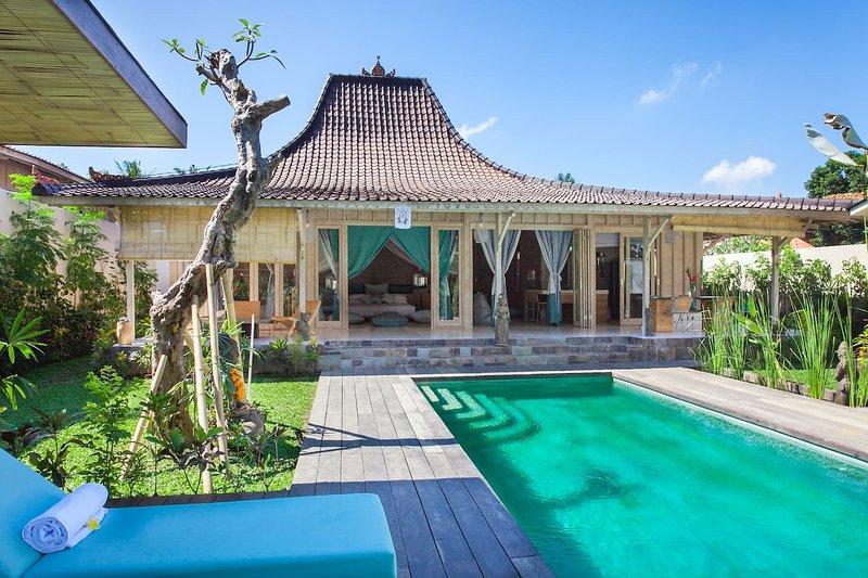 '75% OFF' Luxury 2 Br Villa Mana Sari with salted private pool., holiday rental in Peliatan