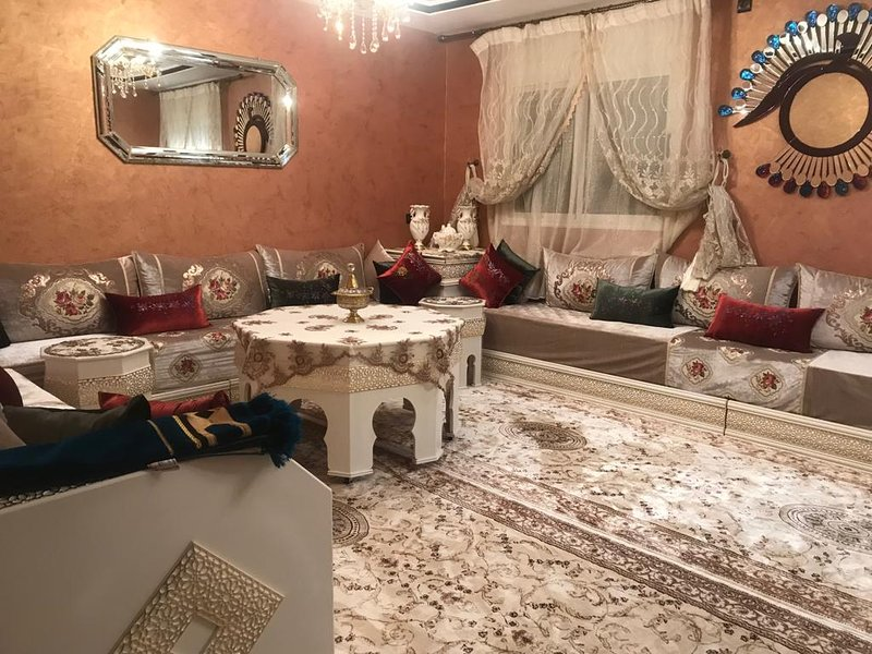 Nice apartment with mountain view, vacation rental in Khenifra