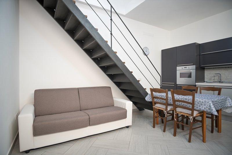 Appartamento 101, a due passi dal mare., Ferienwohnung in Fertilia